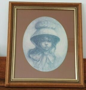 VEL MILLER Framed Print Prairie Rustic Sketch Look Cottagecore Farmhouse