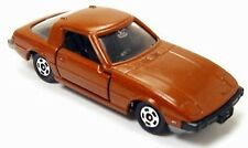 Mazda RX-7 Savanna Tomica Tomy 1979 Brown Japan Only