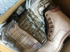TIMBERLAND BOOTS Pink Genuine~size 6~ NEW
