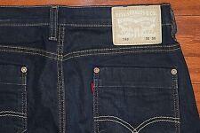Levi's 569 - WHITE LABEL - LOOSE Fit STRAIGHT Leg Blue Jeans - Men Size 30 x 30