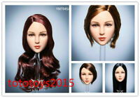 1//6 GACTOYS  Beauty Girl Expression Head Sculpt For 12/'/' Figure  HT toy in stock