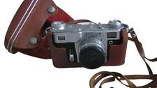 OLD Kiev-4A Soviet Rangefinder Film Camera w/s Lens JUPITER-8M