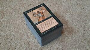 Magic the Gathering MTG Fallen Empires partial set - 161 unique cards out of 187