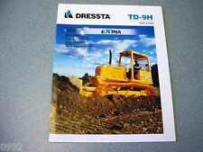 Dressta TD-9H Crawler Dozer Brochure