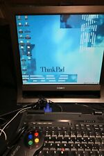 Windows 95 98  ALL IN ONE RETRO Gaming  w/SSD P3 & SONY monitor system 5x4