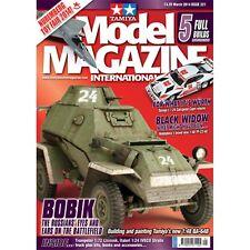 Tamiya Model Magazine International March 2014 Issue 221 Bobik