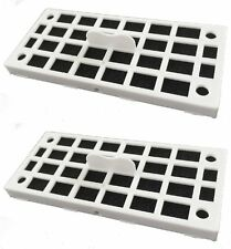 Refrigerator Air Filter Replacement For GE Cafe Series ODOR FILTER, 2 Filters