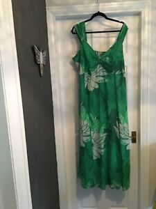 ladies maxi dress size 22 by together