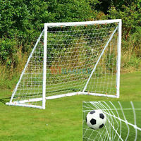 Outdoor Backyard 6x4FT Full Size Football Net for Soccer Goal Kid Sport Training
