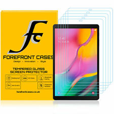 Samsung Galaxy Tab A 10.1 2019 Tempered Glass Screen Protector Guard Cover | X 5