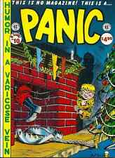 EC CLASSICS 10 - PANIC - JACK DAVIS, BILL ELDER, WALLY WOOD, AL FELDSTEIN, MORE!