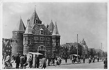 B92864 amsterdam nieuwmarkt  real photo netherlands