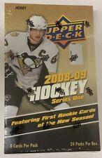 2008-09 Upper Deck Series 1 One Hockey Hobby Box Factory Sealed