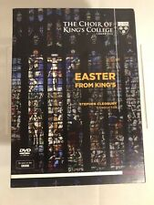 The Choir of Kings College Cambridge/Stephen Cleobury Easter from Kings DVD