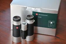 """Leica Fernglas 8x42 Ultravid -Siverline """"Vitrinenstück"""""""