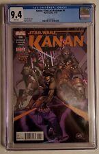 Marvel Comics - CGC 9.4 Kanan - The Last Padawan #6