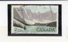 Canadá Paisajes Valor del año 1985 (CR-23)