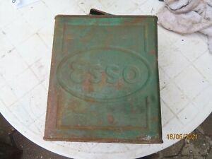 Original ESSO Petrol can
