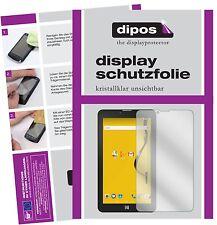 2x Archos Kodak Tablet 7 Zoll Schutzfolie klar Displayschutzfolie Folie Display