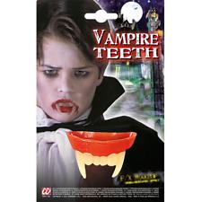 Vampire Teeth Soft Childrens Kids Dracula Fangs Halloween Fancy Dress Accessory