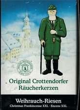"""Original Crottendorfer Räucherkerzen Riesen """"Weihrauch Riesen"""" XXL (20 St/Pkg)"""