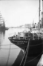 """NANTES c. 1950 -Bateau """"Penchateau"""" Loire Atlantique - Négatif 6 x 6 - N6 PdeL10"""