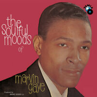 Marvin Gaye – The Soulful Moods Of Marvin Gaye VINYL LP RECORD