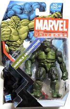 ESAR1928. Marvel Universe MARVEL'S ABOMINATION Green Action Figure Hasbro (2013)