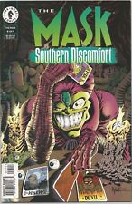 THE MASK SOUTHERN DISCOMFORT #4 (1995) Back Issue (S)