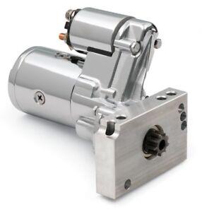 PROFORM 66259 Chrome High Torque Starter for Chevy V6/Sm & Big Block/V8 SC