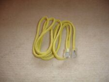 LAN Kabel 1,50m 150cm E133136-B gelb NEU & UNBENUTZT