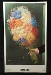 Fiori by Fernardo Botero, Poster