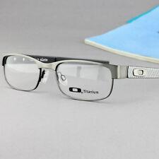 5ba66280c01eb New Frames Titanium Eyeglasses Eyewear RX Carbon Plate Sport Light  OX5079-0255