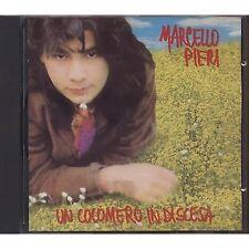 MARCELLO PIERI - Un cocomero in discesa - CD 1993 USATO OTTIME CONDIZIONI
