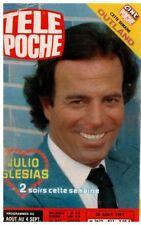 ▬►Télé Poche 811 (1981) JULIO IGLESIAS_IRON MAIDEN_NANA MOUSKOURI_DOROTHÉE