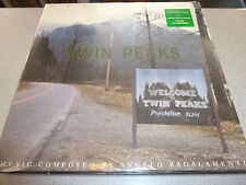 OST - TWIN PEAKS (Soundtrack To The 1990 Original TV Series) - LP Vinyl // Neu