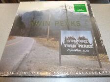OST - TWIN PEAKS (Soundtrack To The 1990 Original TV Series) - LP Vinyl // Neu