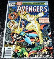 Avengers King-Size Annual 8 (2.0) 1st Print Marvel Comics