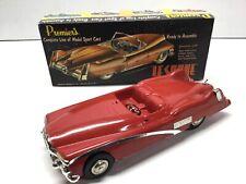 Rare Premier Products Co.  Le Sabre GM Plastic Model Car Kit - Assembled in Box