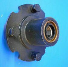 "12268 Rotary Cutter 4"" X 8"" Tail Wheel Hub Assembly For Bush Hog 104 105"