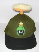 64909ab982c NWT Vintage 90s Marvin The Martian Snapback Hat Cap Youth Warner Bros  Studios
