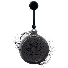 HyperGear Splash, Bluetooth Wireless HD Speaker w/Built-in Mic - For The Shower