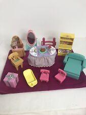 2000-2001 Mattel Doll Furniture