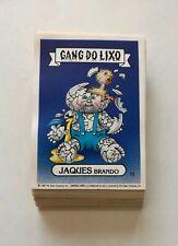 Garbage Pail Kids Brazil Portuguese Gang Do Lixo Cards - Pick Your Own!