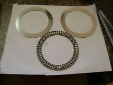 AXK110145 THRUST NEEDLE ROLLER BEARING WITH TWO WASHERS 110mm X 145mm X 4mm J9
