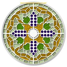 2014 $20 FINE SILVER COIN - STAINED GLASS: CASA LOMA