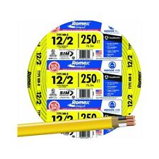 SouthWire 28828255 12/2Wg Nmb Wire 250-Feet