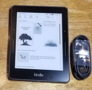 Amazon Kindle Voyage 4GB 6 in. e-Reader Wifi, 300PPI