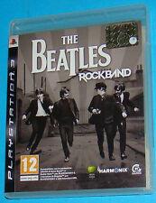 The Beatles Rockband - Sony Playstation 3 PS3 - PAL