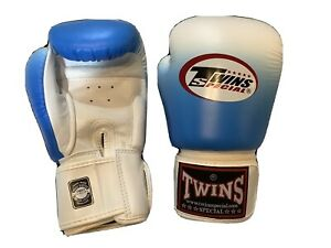 Twins Special 14oz Boxing Gloves FBGV 5 Light Blue
